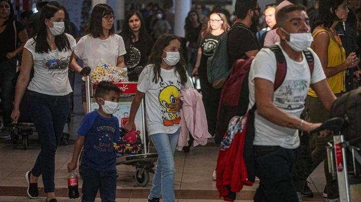 Por el coronavirus, chicos que hayan estado en países de riesgo deben faltar al colegio por dos semanas