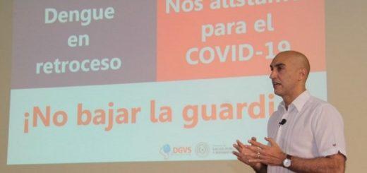 El coronavirus llegó a Paraguay: confirman el primer caso