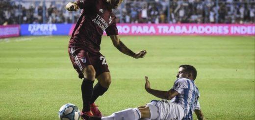River dejó pasar su oportunidad para ser campeón de la Superliga