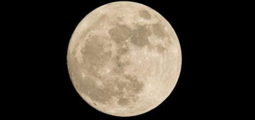 Este lunes podrá apreciarse la primera superluna del año