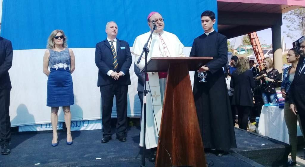 El Obispo Marcelo Martorell renunció a la Diócesis de Puerto Iguazú