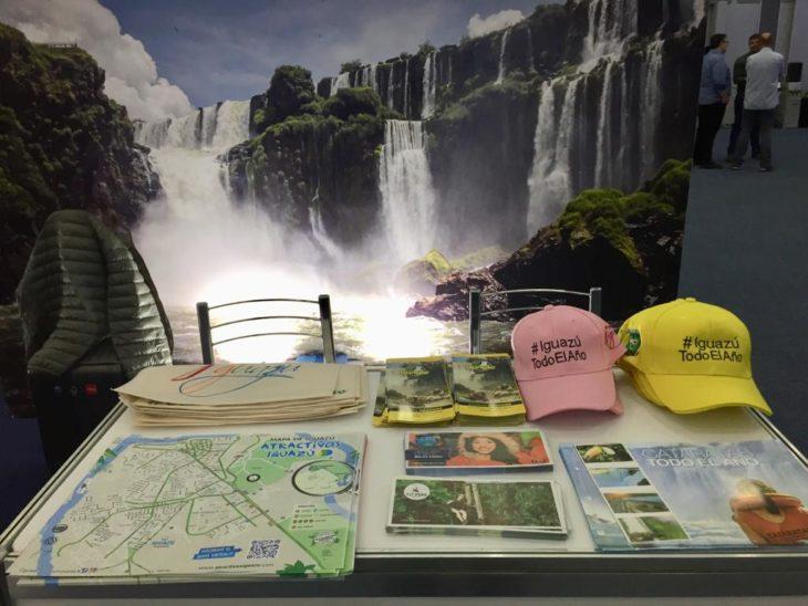 Iguazú se promociona en Braztoa- Río de Janeiro