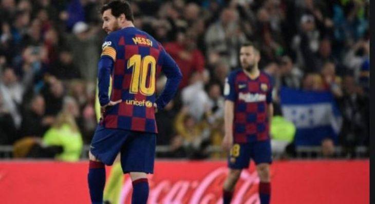 Suspendieron la Liga de España por el coronavirus