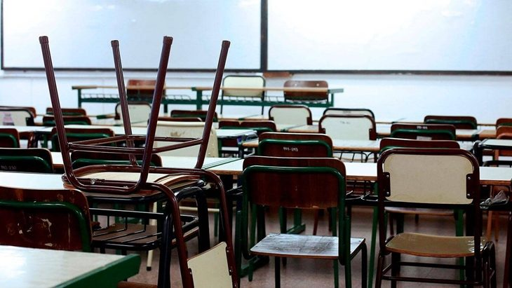 Jujuy suspendió las clases por dos semanas
