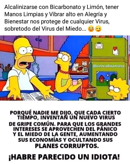 Coronavirus: se incrementaron las medidas preventivas y los memes no dejan de estallar en las redes