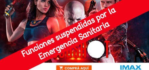 Emergencia Sanitaria: el IMAX del Conocimiento suspendió sus funciones y permanecerá cerrado hasta nuevo aviso