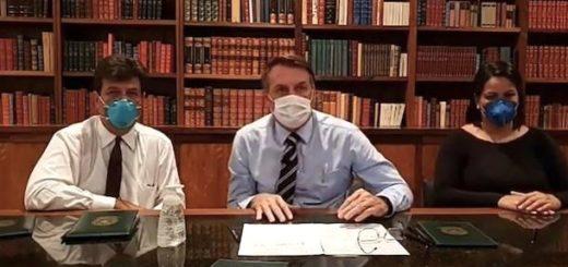 Jair Bolsonaro está infectado con coronavirus: hace poco compartió una cena con Donald Trump