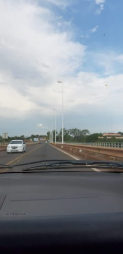Dengue y Coronavirus: el paso fronterizo más importante de Argentina y Paraguay, que une a Posadas con Encarnación, aún sin controles en el ingreso a ambos países