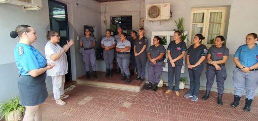 El Servicio Penitenciario Provincial refuerza medidas contra el dengue y el coronavirus