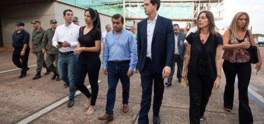Coronavirus: el Presidente encomendó a los ministros Wado de Pedro y Sabina Frederic verificar la situación de los pasos fronterizos