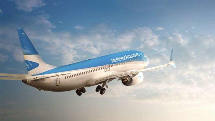 Coronavirus: Aerolíneas Argentinas será la encargada de repatriar a argentinos en el exterior