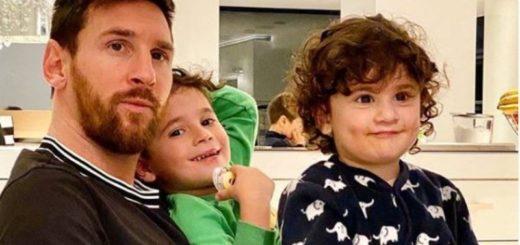 Messi se encuentra refugiado en su casa junto a su familia por el coronavirus