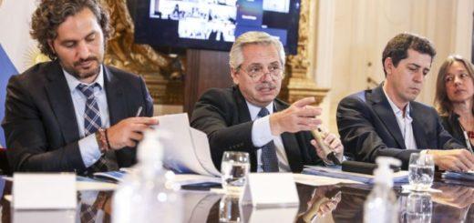 """Alberto Fernández: """"Estamos evaluando una cuarentena obligatoria, un corte en todo el país"""""""