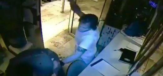 Un hombre se resistió a cumplir la cuarentena y golpeó salvajemente a un guardia en Vicente López