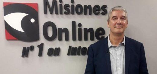 """El ministro de Educación de Misiones, Miguel Sedoff sostuvo que las clases """"virtuales"""" comenzarán este lunes"""