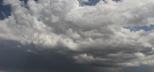 Tiempo: aumento de nubosidad en el inicio de la semana