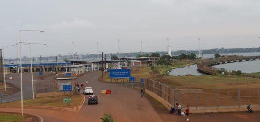 Cierre de fronteras: comenzó la restricción en el puente Posadas - Encarnación, el paso más importante entre Argentina y Paraguay