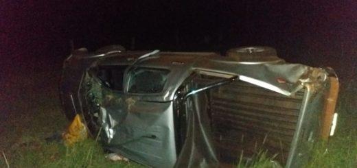 Un muerto y dos heridos por un accidente en Gobernador Roca