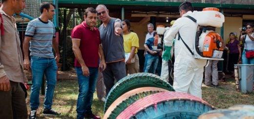 Emergencia Sanitaria: Herrera Ahuad anunció retenes policiales en todos los pasos fronterizos de Misiones para controlar el ingreso de personas que vienen de zonas de riesgo