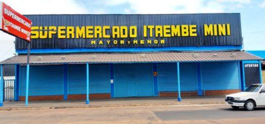 El supermercado chino de Itaembé Miní sigue cerrado y su propietario aislado en su domicilio