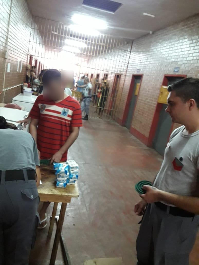 Coronavirus: el Servicio Penitenciario Provincial anunció nuevas medidas en el régimen de visitas