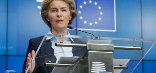 La Unión Europea planea cerrar sus fronteras para tratar de frenar al coronavirus