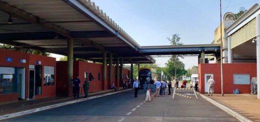 Iguazú: activaron el protocolo en el puente Tancredo Neves por caso sospechoso de coronavirus