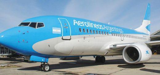 Coronavirus: cancelarían todos los vuelos de cabotaje en la Argentina