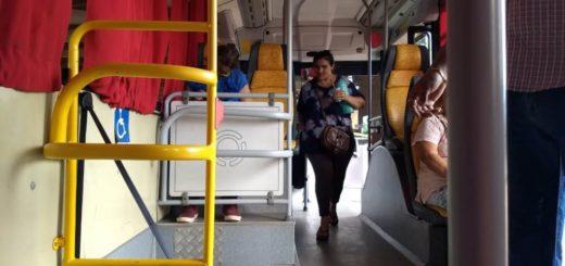 Mermó la cantidad de usuarios del transporte público de pasajeros en Posadas