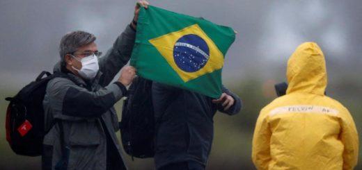 Brasil confirmó la primera víctima fatal a causa del Covid-19: un hombre de 62 años en el estado de São Pablo