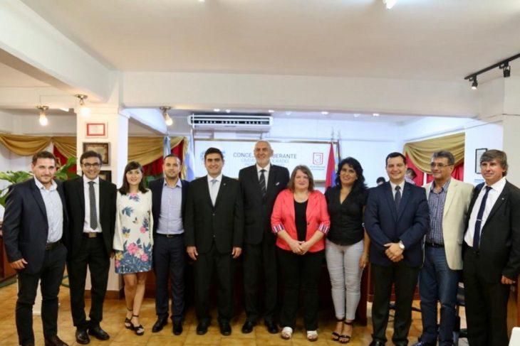 Apertura de Sesiones en Eldorado: el intendente solicitó al Concejo y la comunidad, trabajar en forma conjunta por el bien de la ciudad