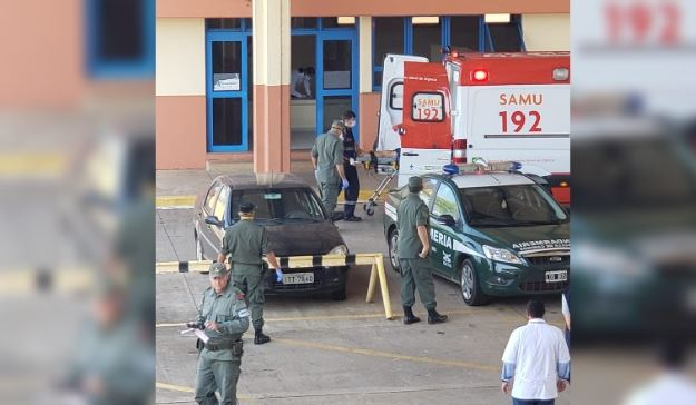 Se activó el protocolo de coronavirus en el puente Santo Tomé- São Borja