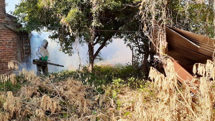 Lucha contra el dengue: vecinos denunciaron terrenos baldíos y desde la municipalidad de Posadas acudieron a limpiarlos