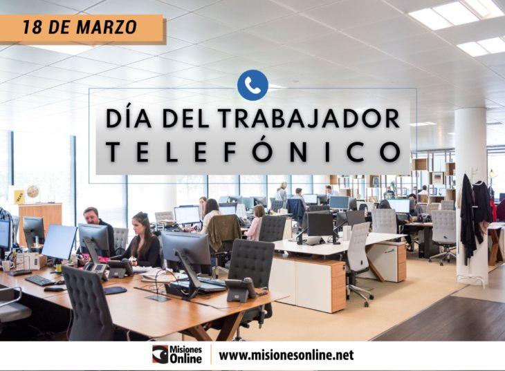 Entérate por qué se conmemora hoy el Día del Trabajador Telefónico