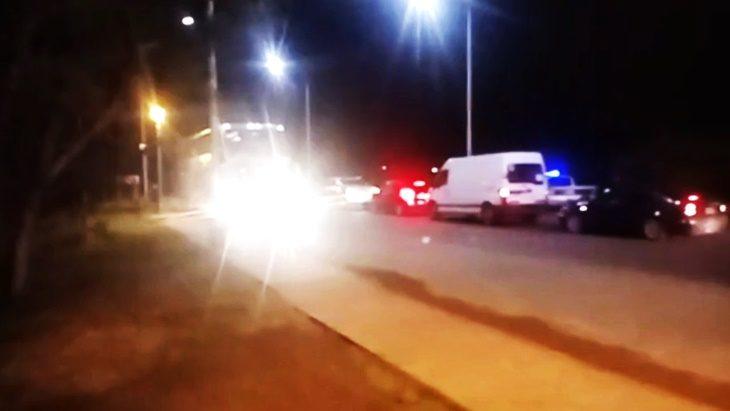 Emergencia sanitaria: una larga fila de vehículos esperaba a pasar por el límite interprovincial Apóstoles-Colonia Liebig