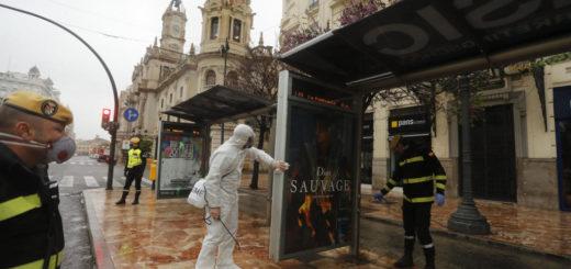 Misionera en Valencia contó cómo se vive la pandemia del coronavirus en España