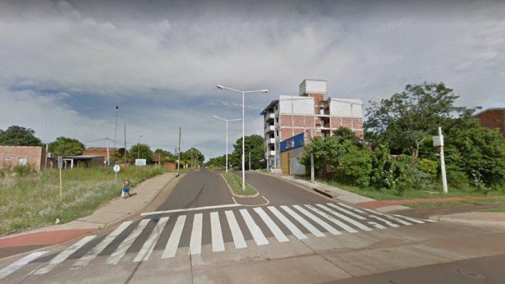 Abogado posadeño sufrió un robo en la Costanera