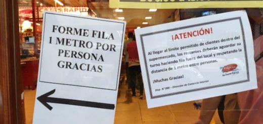 Emergencia sanitaria: California Supermercados toma los recaudos necesarios para proteger a sus clientes y empleados