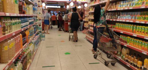 Emergencia sanitaria: en Posadas, supermercados fijan un horario exclusivo para mayores de 60 años