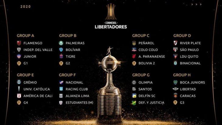 Oficial: la Copa Libertadores, suspendida hasta mayo