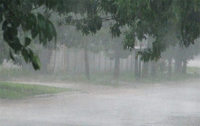Pronostican un jueves con tormentas fuertes durante la mañana en la zona norte de Misiones