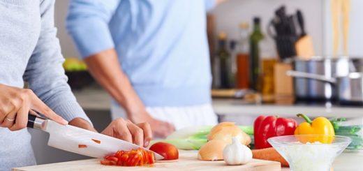 Cuarentena: tips para cocinar de manera saludable en estos días