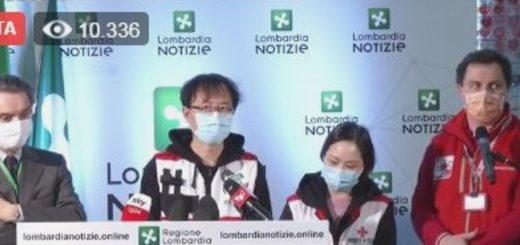 """Lombardía: médicos chinos aseveran que las medidas en Italia """"aún son leves"""" y aconsejan """"cerrar todo y respetar la cuarentena, no hay segunda opción para evitar contagios del virus"""""""