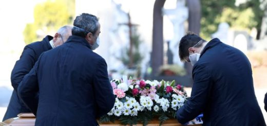Coronavirus: Italia superó a China y suma 3.405 muertos hasta el momento