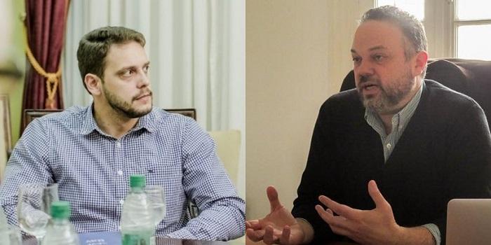 Matías Kulfas analizó las obras eléctricas para Misiones con el ministro de Energía Paolo Quintana y la titular de Ademi, Sucel Nardelli
