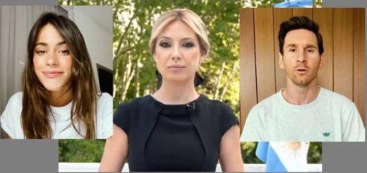 #QuedateEnCasa: la campaña de la primera dama Fabiola Yáñez junto a los famosos