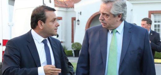 """#Coronavirus: """"Lo más importante para frenarlo es el aislamiento y quien rompa la cuarentena va preso"""" dijo el gobernador de Misiones Oscar Herrera Ahuad"""