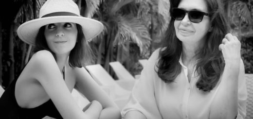 Florencia Kirchner se despidió de Cuba y regresa a la Argentina