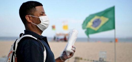 En Brasil confirman la transmisión local de coronavirus y ya registran más de 900 casos confirmados