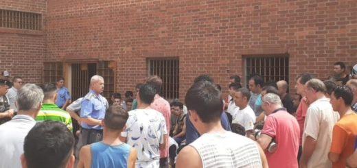 Los internos de los penales del Servicio Penitenciario Provincial tampoco podrán recibir visitas de familiares